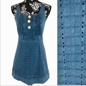 Nick and Mo eyelet sundress